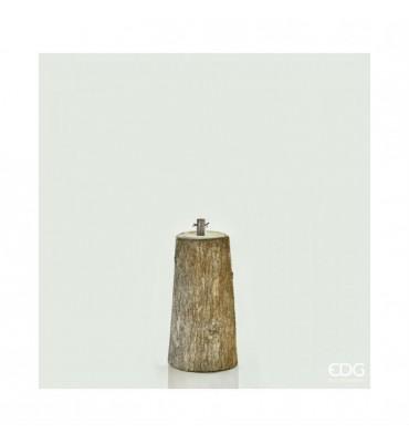 base tronco per pino h55 d30 edg 677458