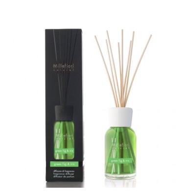 diff.stick 500ml.green fig&iris millefiori